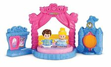 NEW FISHER PRICE LITTLE PEOPLE DISNEY PRINCESS CINDERELLA'S BALL CHILD GIFT TOY