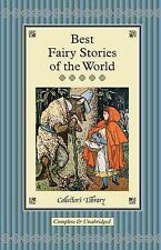 Best Fairy Stories of the World (Collectors Library), Clapham, Marcus, New Book