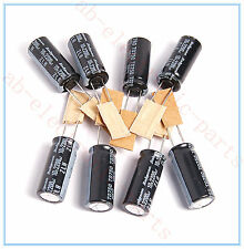 (10pcs) 2200uf 10v Rubycon Radial Electrolytic Capacitors 10v2200uf ZLH