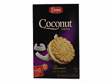 Dare Foods Coconut Creme Cookies 3 /10.2 oz Boxes (Ships FREE)