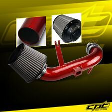 08-13 Lancer 2.0L 4cyl Non-Turbo Red Cold Air Intake + Stainless Filter