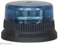 Faro lampeggiante LED blu INTAV FLEXILED 9 Power LED - Magnetico