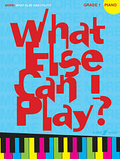 More What Else Can I Play? Grade 1 Piano Solo Beginner SONGS FABER Music BOOK