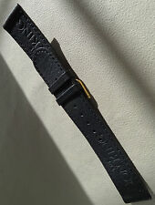 New Disney Timex The Lion King Black Fits Any 18mm Watch Band Gold Tone Buckle