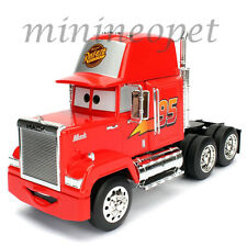 JADA 98103 DISNEY PIXAR CARS MOVIE MACK TRAILER 1/24 DIECAST MODEL RED