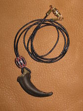 WCN REPLICA WOLF CLAW PENDENT FREE SHIPPING WITHIN THE USA