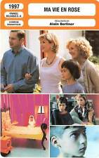 FICHE CINEMA : MA VIE EN ROSE - Du Fresne,Laroque,Berliner 1997 My Life in Pink