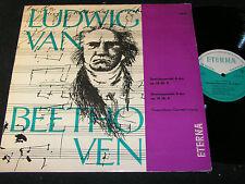 KARL SUSKE Beethoven - Streichquartett A-dur op.18 / DDR LP 1963 ETERNA 820274