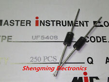 50PCS UF5408 3A 1000V DO-27 Ultrafast recovery diode