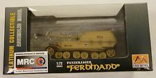 MRC 1/72 Panzerjager Ferdinand German Tank Destroyer 653rd Built Up 36222