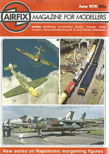 AIRFIX  JUNE 1978 MODELLING COMPETITION DETAILS / COUNTY CLASS CRUISERS
