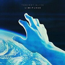 TONIGHT ALIVE - LIMITLESS  CD NEU