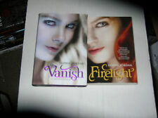 Vanish: A Firelight Novel by Sophie Jordan (2011) SIGNED 1st/1st + Firelight