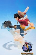 ONE PIECE Figure LUFFY Extra Battle version BANDAI Figuarts Zero 15 cm