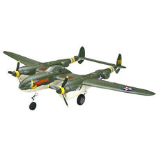 P-38 Tangerine Twin Engine Fighter RC RTF Scale Details Twin 180 Brushed Motors