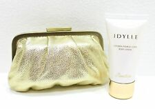 GUERLAIN IDYLLE 30ML LADIES BODY LOTION WITH SMALL GOLD COIN PURSE RRP £18 *NEW