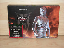 Original MiniDisc Set * Michael Jackson - HISTORY * MINT CONDITION + Booklet