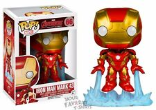 Funko Pop! Avengers 2 Movie Iron Man Mark 43 Marvel Comics Licensed Vinyl Figure