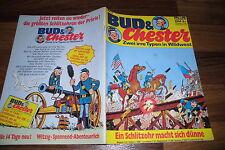 BUD & CHESTER (die Blauen Boys)   #  2 -- vom 1.1.1981