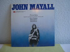 JOHN MAYALL - PRIMAL SOLOS mit Eric Clapton Mick Taylor Jack Bruce - MINT- / VG