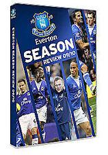 Everton - 2009 / 2010 Season Review DVD