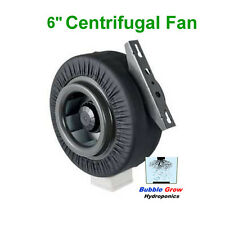"CENTRIFUGAL FAN VENTILATION EXHAUST FAN 6""/150MM VENT DUCT EXTRACTOR METAL BLADE"