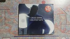 Craig David - Greatest Hits - 2 CD - Made in the Philippines- Sealed