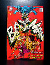 COMICS: DC: Batman #194 (1967), Blockbuster app - RARE (wonder woman/flash)