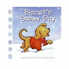 Biscuit: Biscuit's Snowy Day by Alyssa Satin Capucilli (2005, Board Book)
