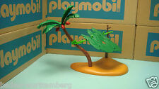 Playmobil forest / pirates series palm tree w/ coconuts base leaves trunk 107