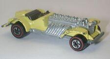 Redline Hotwheels Yellow 1973 Sweet 16 oc8738