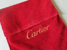 Genuine Cartier Watch Bracelet  Jewelry Pocket Pouch