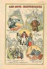 Caricature Politique John Bull Haile Selassie I Ethiopia Ethiopie Staline  1936
