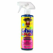 Chemical Guys AIR22116 Chuy Bubble Gum Air Freshener and Odor Eliminator - NEW