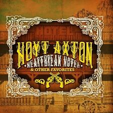 Heartbreak Hotel & Other Favorites - Hoyt Axton (2013, CD NEUF) CD-R