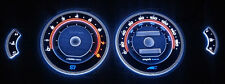 Mit. Eclipse Non/Turbo AC Auto Autotechnic 3D Reverse Overlay Glow Gauge Faces