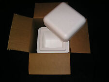 Foam Styrofoam Insulation Mailing Container Box Lightweight Shipping Fragile