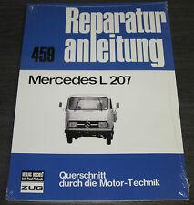 Reparaturanleitung Mercedes L 207 Hanomag Harburger Transporter F20 F25 F30 NEU