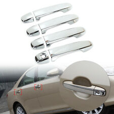 New Chrome Door Handle COVER Trim fit For Toyota Camry 2012 2013 2014