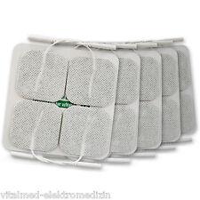 Selbstklebende Elektroden 40 x 40 mm, 12 Stk.   Schmerztherapie und Muskelaufbau
