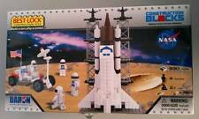 Space Shuttle and Launch Pad 330 Piece Construction Building Blocks Play Set NEW