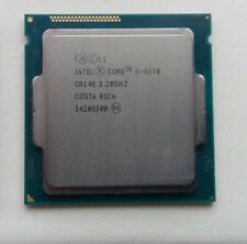 Intel Core i5 4570 CPU 3.2ghz Quad Core Processor lga1150