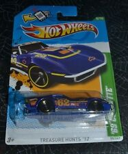 2012 HOT WHEELS '69 CORVETTE 5/15 TREASURE HUNTS
