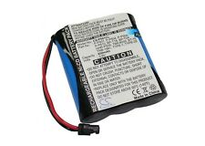 3.6V battery for Panasonic KX-TC1430W, KX-TCM943, 43-1118, EXAI985HS, Casio CP-1