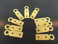 Wall Clock Case Hanger Set of 10