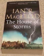 Ian R MacLeod SIGNED The House of Storms (paperback)