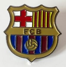 F.C. Barcelona Spain Enamel Lapel Pin Badge