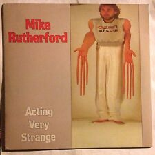 MIKE RUTHERFORD • Acting Very Strange • Vinile 12 Mix • 1982 Wea