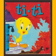 Collection Bébé-Livre TI.TI Fred Abranz Don Mac Laughlin 1972