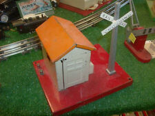 LIONEL TRAINS PRE WAR 76 WARNING BELL & SHACK WORKS ORIGINAL NICE